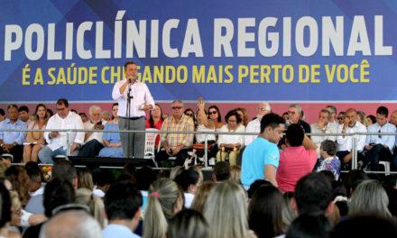 Quarta Policlínica Regional é inaugurada em Jequié nesta sexta-feira