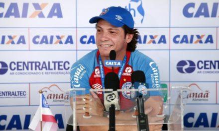Bahia dispensa o auxiliar técnico Preto Casagrande