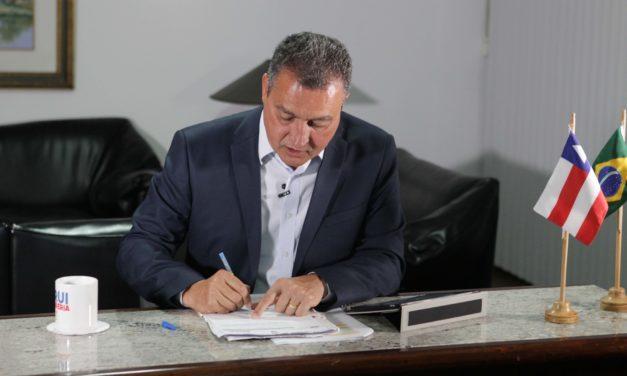 Rui autoriza concurso para auditor fiscal da Fazenda do Estado