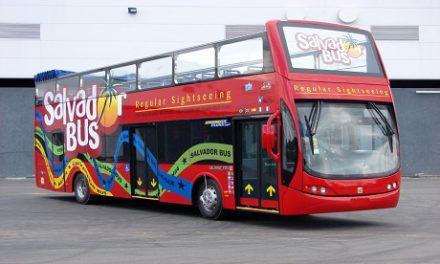 Prefeitura e Salvador Bus e o transporte de turistas no Festival da Virada