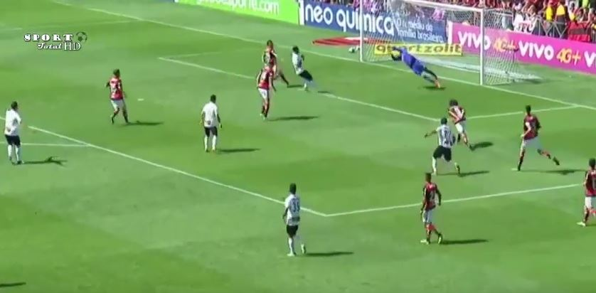 Vitória: vencer o Flamengo é simples. Foi assim na Ilha do Urubu