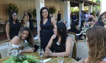 VSBA reúnem prefeitas e primeiras-damas do Estado em evento beneficente