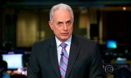 William Waack não é mais da TV Globo