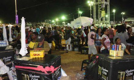 Vendedores ambulantes avaliam positivamente Festival Virada Salvador