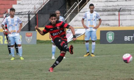 Vitória vence o Lobrina-PR e avança na Copa São Paulo