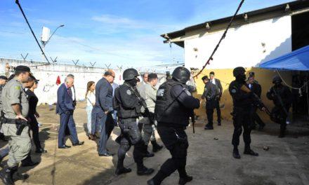Um ano após plano de segurança, nenhuma nova vaga nas prisões brasileiras