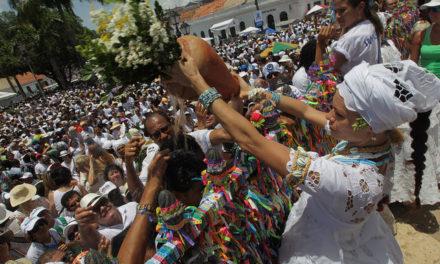 Lavagem do Bonfim reunirá baianos e turistas nesta quinta-feira