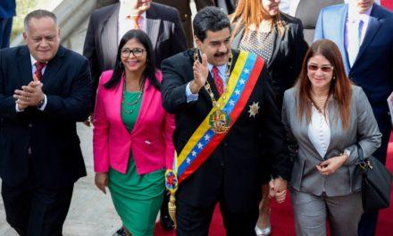 União Europeia sanciona 'número dois' de Maduro e eleva pressão sobre a Venezuela