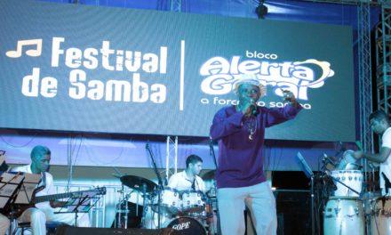 Festival do Alerta Geral celebra raízes do samba e revela finalistas