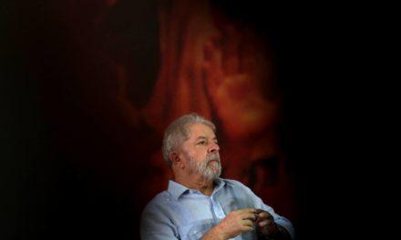 PT oficializa Lula como pré-candidato após condenação no TRF-4