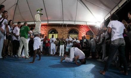 Salvador sedia 7ª edição do Festival Internacional de Capoeiragem