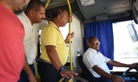 Detran capacita motoristas de ônibus para o Carnaval