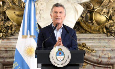 Macri reage à piora de humor dos argentinos e corta 25% dos cargos de confiança