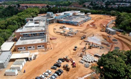Novo Hospital Couto Maia será entregue no primeiro semestre