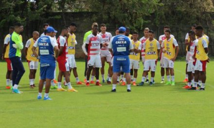 Bahia volta aos treinamentos nesta segunda de olho na partida contra o Botafogo-PB