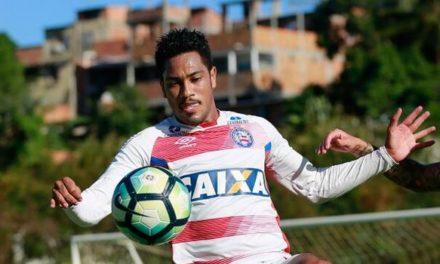 Sem espaço no Bahia Hernane Brocador pode desembarcar no Fluminense