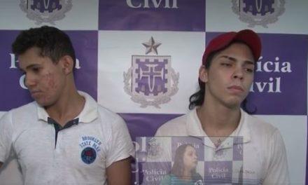 Polícia prende dupla suspeita de matar taxista em Barreiras