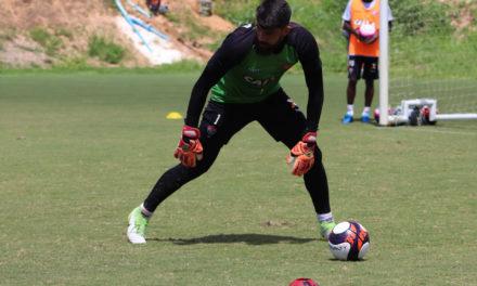 Vitória se prepara para jogar pela Copa do Nordeste