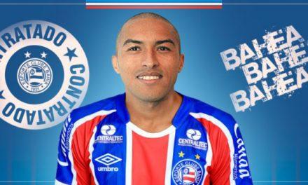 Mais reforços: laterais Léo e Nino Paraíba são anunciados pelo Bahia
