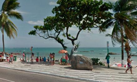 Inema alerta para as praias impróprias neste fim de semana em Salvador