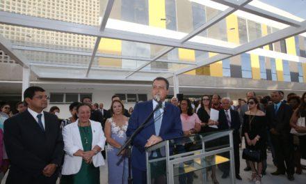 Rui participa da inauguração de novo módulo do fórum de Itabuna