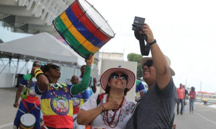 Número de transatlânticos que chegam à Bahia aumenta 8,4%