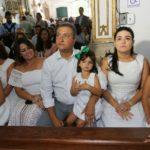 Governador é homenageado em missa na Igreja do Senhor do Bonfim