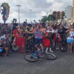 Terceira edição do Bike Fuzuê anima abertura do Circuito Orlando Tapajós