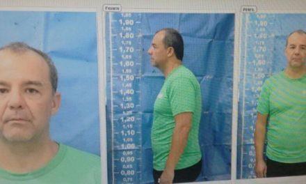 STJ nega pedido de Cabral para retornar ao presídio de Benfica