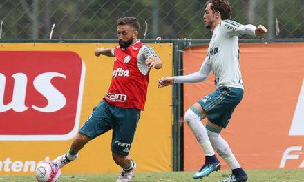 Sem espaço no Palmeiras Allione deve voltar ao Bahia para a temporada 2018