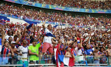 Bahia tem um 2018 com cinco competições e muitos jogos