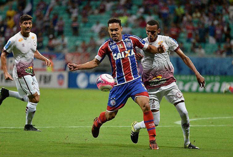 Mesmo o Bahia vencendo torcida tricolor deixa a Fonte reclamando e cobrando futebol de Série A