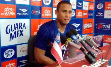 Douglas Pires deixa o Bahia e se despede do time e da torcida por meio do Instagram