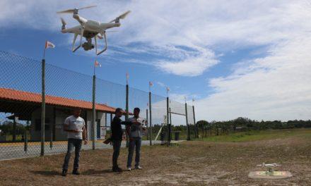 Grupamento Aéreo da PM capacita 52 operadores de drones