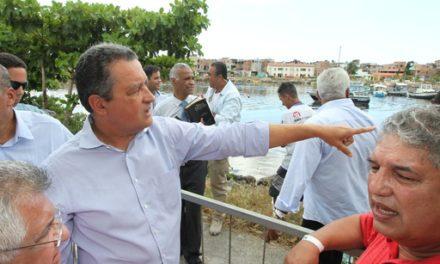 Rui entrega ampliação do Sistema de Esgotamento Sanitário de Salvador