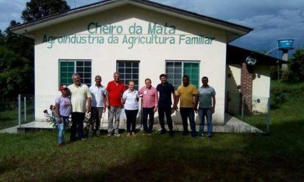 Equipe do governo baiano conhece experiências de organizações produtivas do Rio Grande do Sul