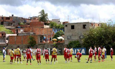 Bahia enfrenta o Altos-PI nesta terça pela Copa do Nordeste pressionado pela torcida