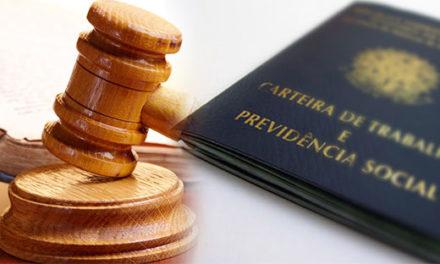 Prazo de reivindicação de créditos trabalhistas na Justiça pode ser ampliado