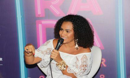 Mariene de Castro promete boas energias para início de 2018