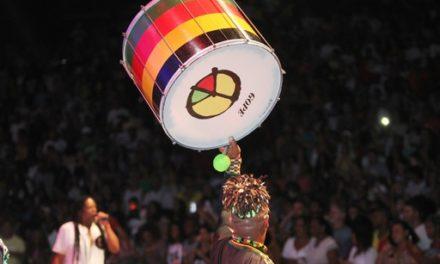 'Eu Falei Faraó': Olodum agita projeto Concha Negra