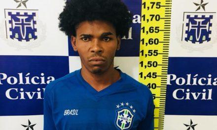 Acusado de matar taxista em Antônio Cardoso é preso em Feira de Santana