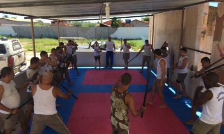 Programa de Instrução Continuada treina policiais da Cipe/Semiárido