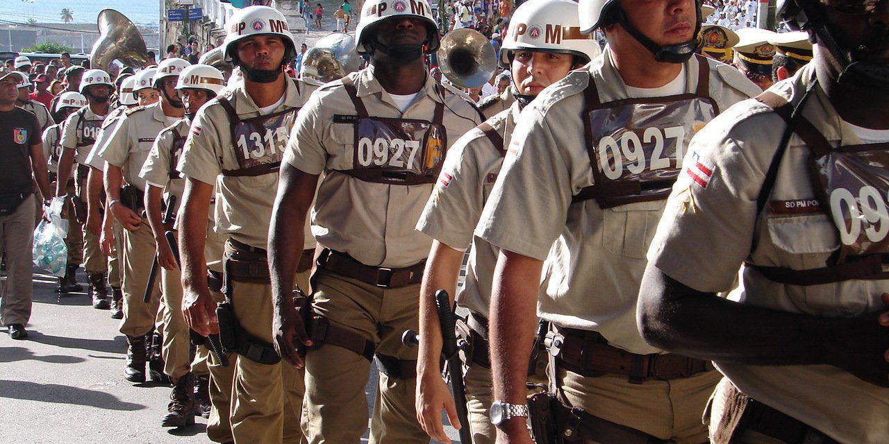 COE prepara policiais para atuar no Carnaval 2018