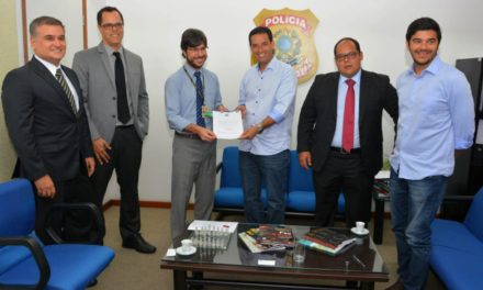 Câmara conta com apoio da Polícia Federal na fiscalização do concurso
