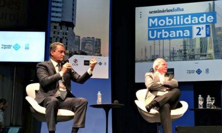 Em São Paulo, Rui compartilha experiência de obras de mobilidade na Bahia
