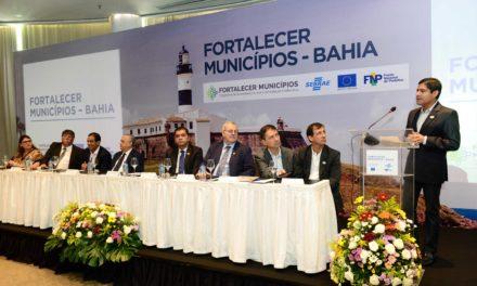Salvador recebe lançamento de projeto Fortalecer Municípios – Bahia de modernização da gestão municipal