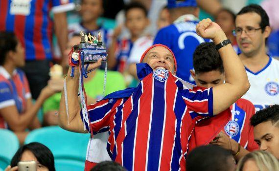Bahia inicia venda de ingressos para estreia na Copa do Nordeste 2018