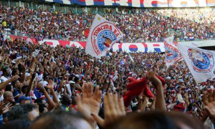 Bahia inicia nesta quarta (23) venda de ingressos para jogo e quinta contra o Jacuipense