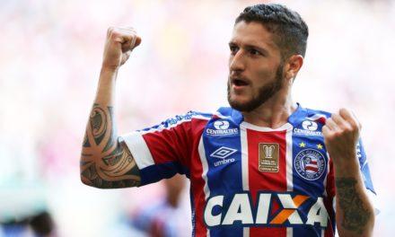 Retorno de Allione ao Bahia abre espaço para o Palmeiras contratar Zé Rafael