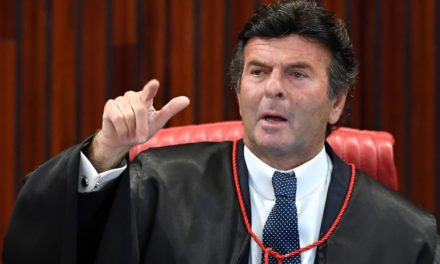 Luiz Fux toma posse hoje na presidência do TSE